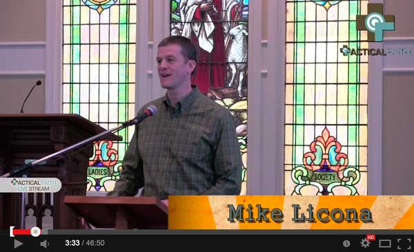 The New Testament: Text, Translation, Canon with Mike Licona