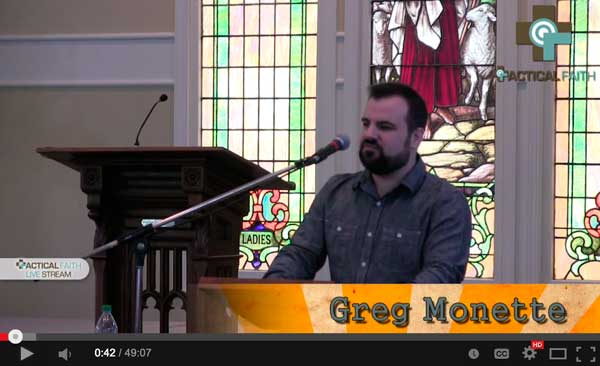 The Burial of Jesus with Greg Monette