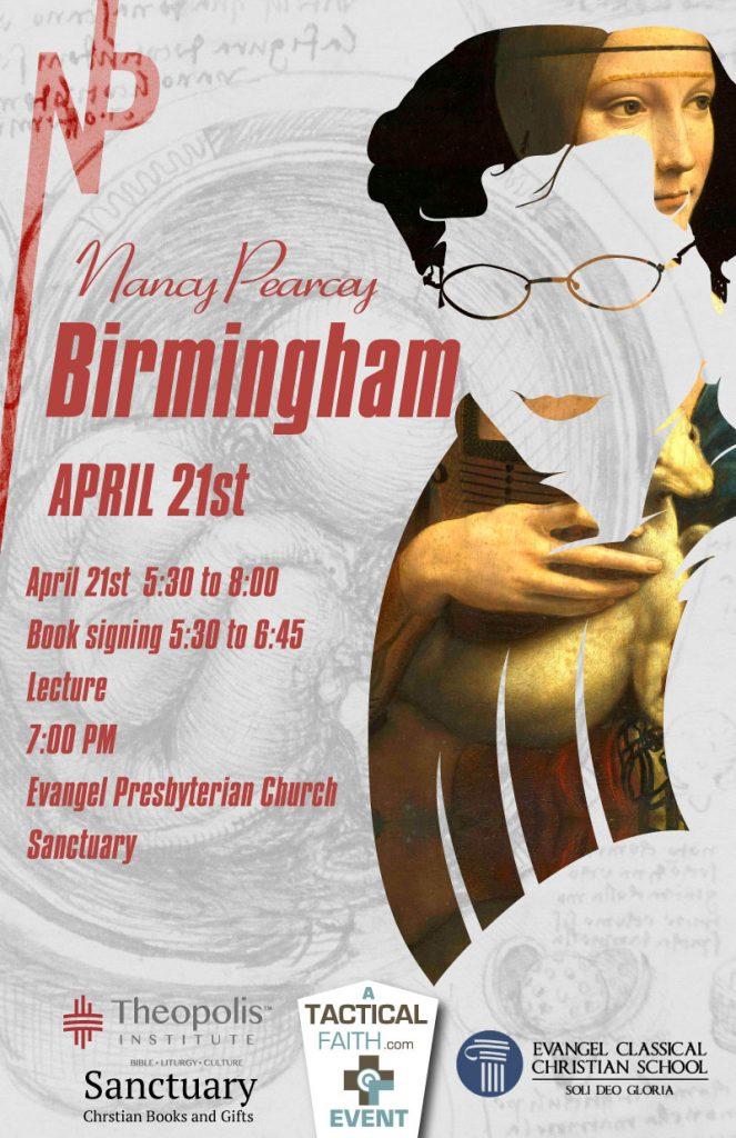Nancy Pearcey Poster