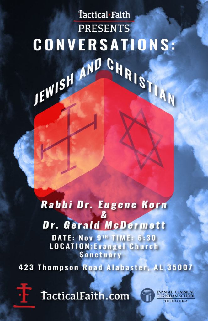 Poster for Jewish and Christian Conversation