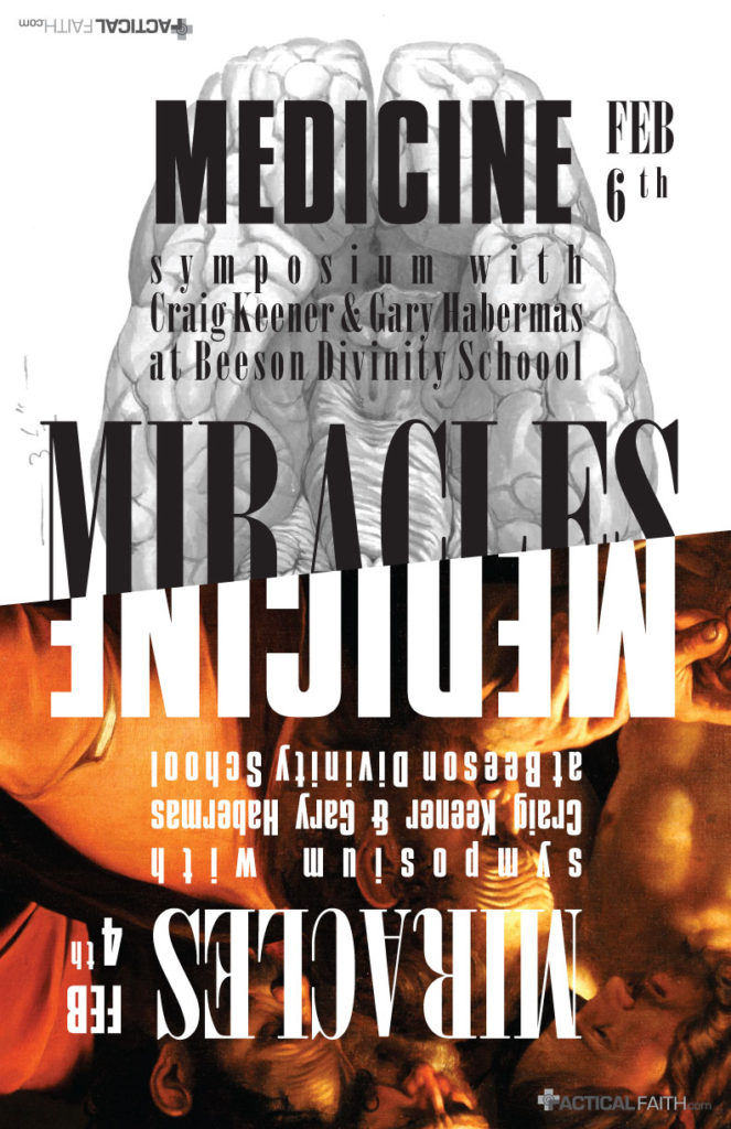 Medicine and Miracles poster
