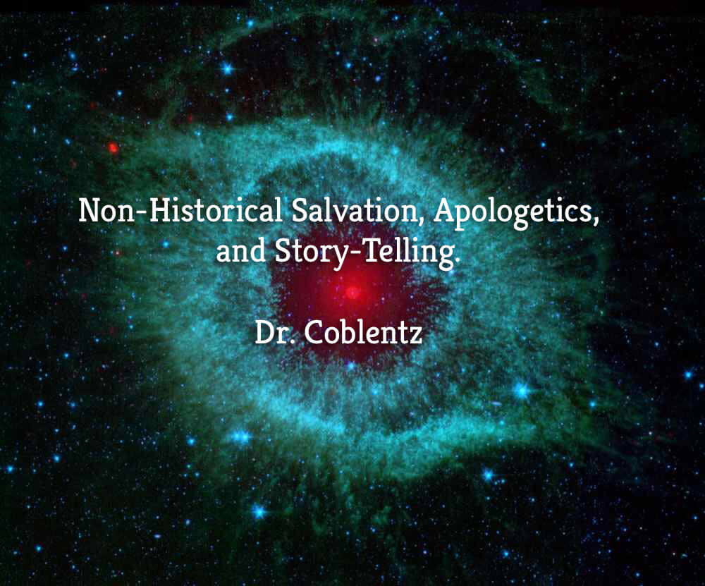 apologetics and bad story telling